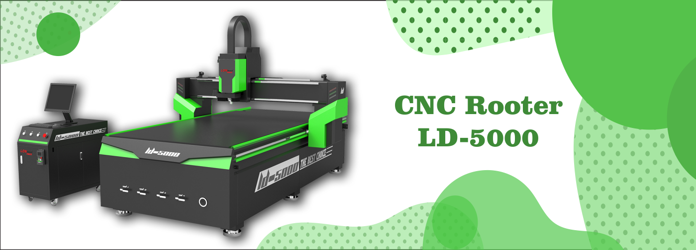 CNC Rooter LD-5000